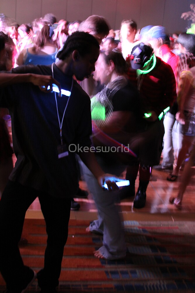 Crave the Rave  Motion Sickness by Okeesworld