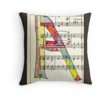 Special A Throw Pillow