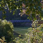 blue bridge by wnichol