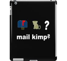 Mail kimp Funny Geek Nerd iPad Case/Skin