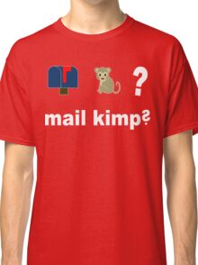 Mail kimp Funny Geek Nerd Classic T-Shirt