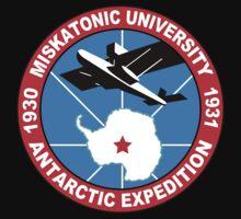 Miskatonic university antarctic expedition Funny Geek Nerd by rahmathusni