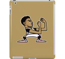 Fighting Brow iPad Case/Skin