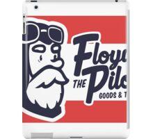 Floyd The Pilot iPad Case/Skin