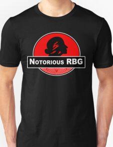 Notorious rbg Funny Geek Nerd T-Shirt