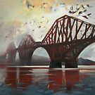 Forth Mist by scottnaismith