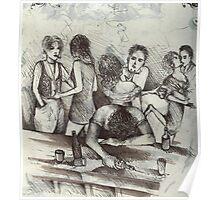 One Saturday Night at The Bolero ( 1994 ) Poster