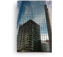 Glass City 2 Metal Print