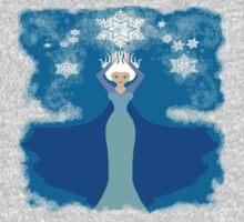 Snow Queen Kids Tee