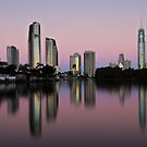 Nerang River by D Byrne