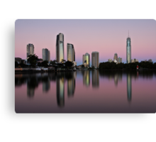 Nerang River Canvas Print