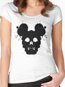 Mickey Maus Women's Fitted Scoop T-Shirt