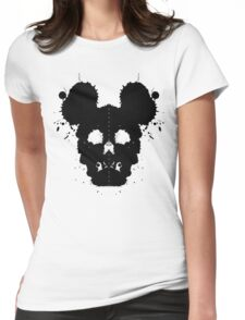 Mickey Maus Womens Fitted T-Shirt
