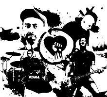 Rise Against by singput