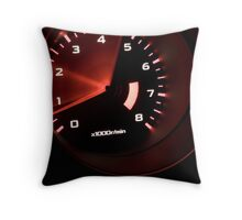 Rev Throw Pillow