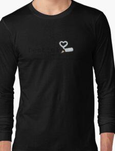 Define: Destiel Long Sleeve T-Shirt