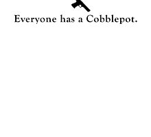 Everyone has a Cobblepot. by Alrescha