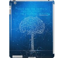 Endless Trees iPad Case/Skin