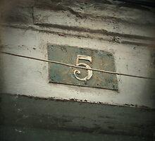 N° 5 by Paperflowergirl