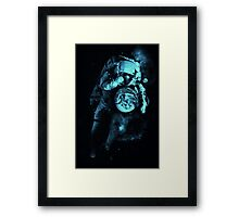 It's A Small World After All Framed Print