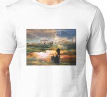 Quadro nel museo del surrealismo Unisex T-Shirt