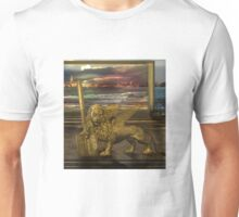Golden Lion from alternative earth Unisex T-Shirt