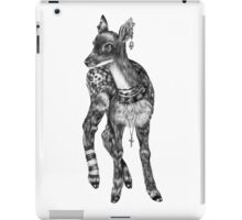 Fancy Animals: Deer iPad Case/Skin