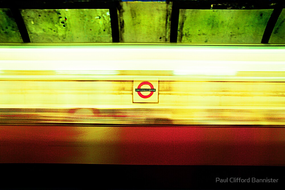 Tube by Paul Clifford Bannister