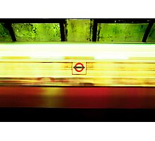 Tube Photographic Print