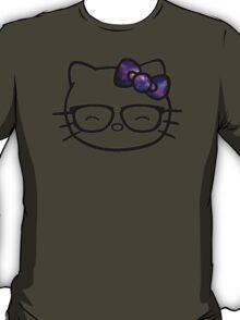 Hello Kitty w/ Galaxy Bow T-Shirt