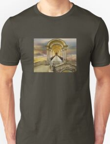 Soaring in heavens Unisex T-Shirt
