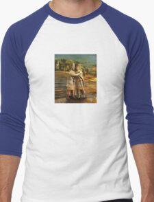 Tetrarchs Men's Baseball ¾ T-Shirt