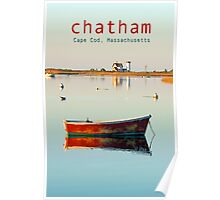 Chatham, Cape Cod Poster Poster