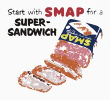 SMAP by karmadesigner