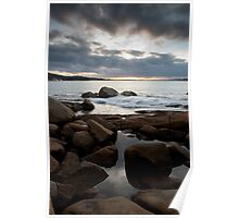 Sunset Albany Western Australia Poster