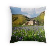 Old Farm - Keld Throw Pillow