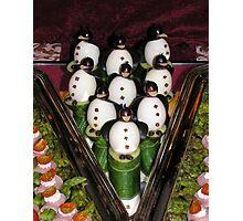 Edible Penguins Photographic Print