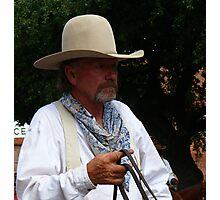 Cowboyin' Photographic Print