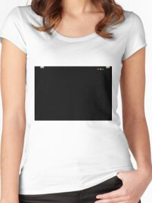 ReCharge Women's Fitted Scoop T-Shirt