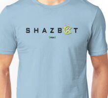 Shazbot! (black text) Unisex T-Shirt