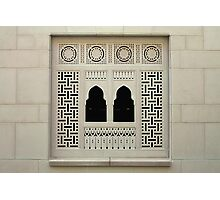 Sultan Qaboos Grand Mosque Photographic Print