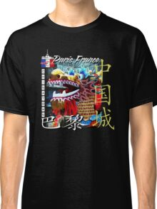 chinatown in france Classic T-Shirt