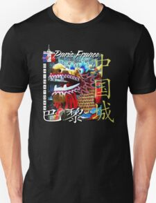 chinatown in france Unisex T-Shirt