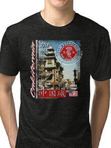 chinatown in san francisco Tri-blend T-Shirt