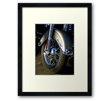 Heritage Softail ~ Part One Framed Print