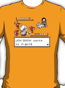Throne Battle T-Shirt