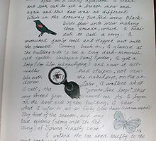 Page 1-Nature Journal by annimoonsong