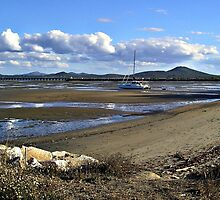 High and dry in Bowen Harbour by myraj