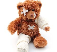 Poorly bear by faithimages