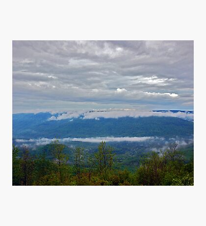 Allegheny Highlands Photographic Print